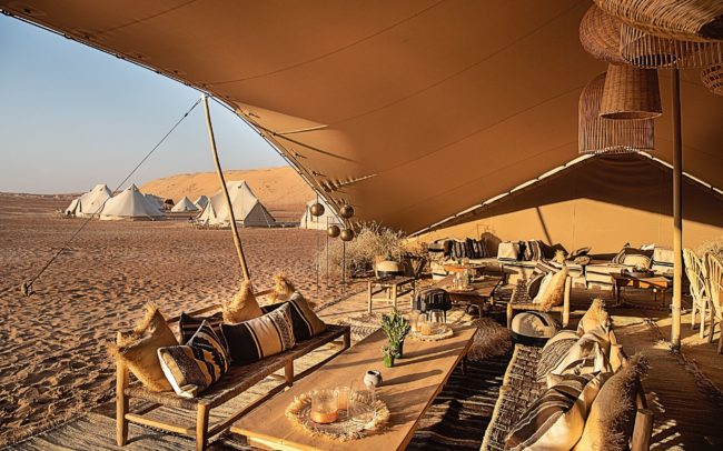 Desert Private Camp